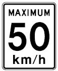 Canadian Speed Limit