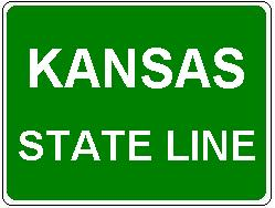 State Line Plate
