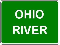 River Name Plate