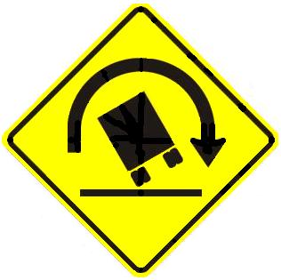 Warning The Traffic Sign Store