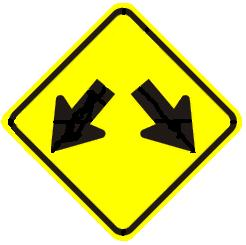 Double Lane Arrow