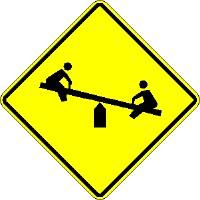 Playground symbol