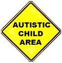 Autistic Child Area