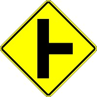 Side Road symbol