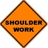 SHOULDER WORK