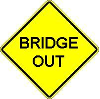 BRIDGE OUT