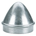 Acornd-style Rain Cap for Round Post