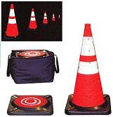 28-inch Collapsible Cone Pack with Storage Bag