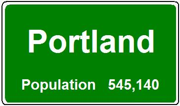 Destination / Population