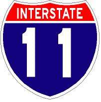 Interstate Shield