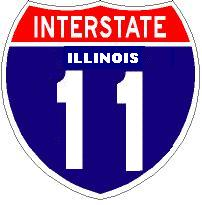 Interstate Route with State