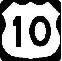 U.S. Route Marker
