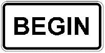BEGIN Auxiliary Route