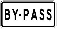 BY-PASS Auxiliary Route