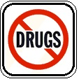 No Drugs symbol