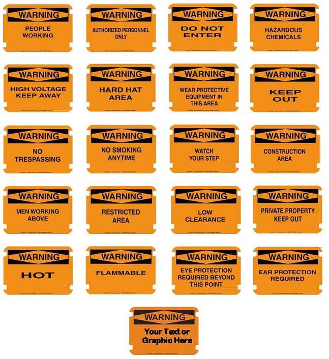 OSHA Regular Warning - Group