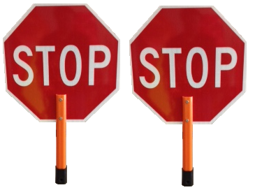 STOP/STOP Paddle