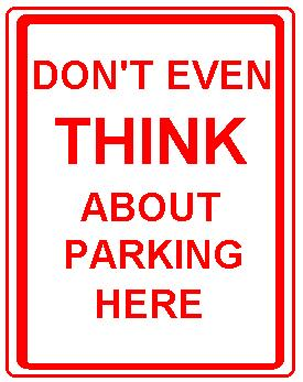 Ponderous Parking